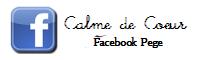 Calme de Coeur フェイスブックページ